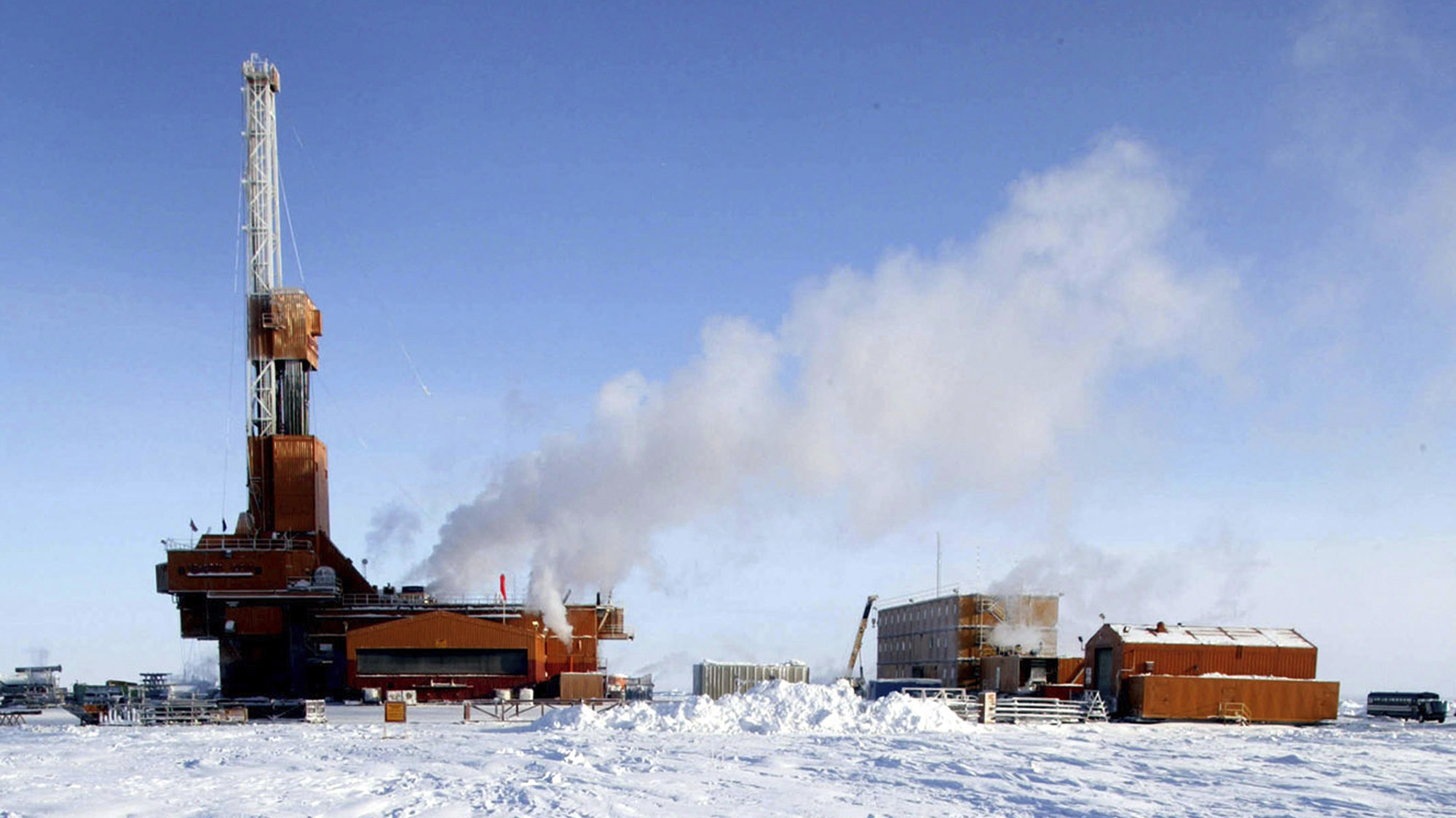 National Petroleum Reserve-Alaska