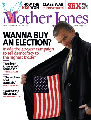 Mother Jones July/August 2012 Issue