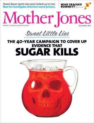 Mother Jones November/December 2012 Issue