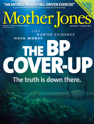 Mother Jones September/October 2010 Issue