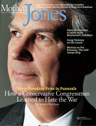 Mother Jones January/February 2006 Issue