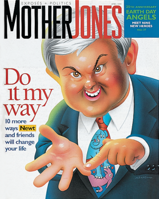 Mother Jones March/April 1995 Issue