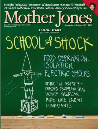 Mother Jones September/October 2007 Issue