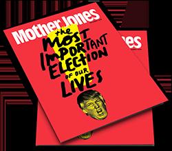 Mother Jones November/December 2018 Issue