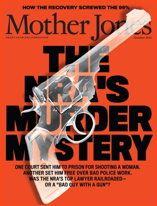 Mother Jones September/October 2014 Issue