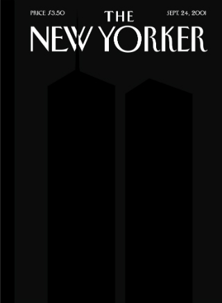 spiegelman ground zero new yorker cover