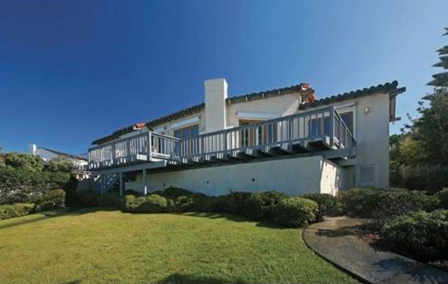 Romney's beach house in La Jolla, CA Zillow