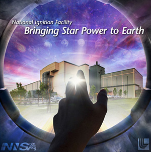 Bringing star power to Earth: Lawrence Livermore National Laboratory