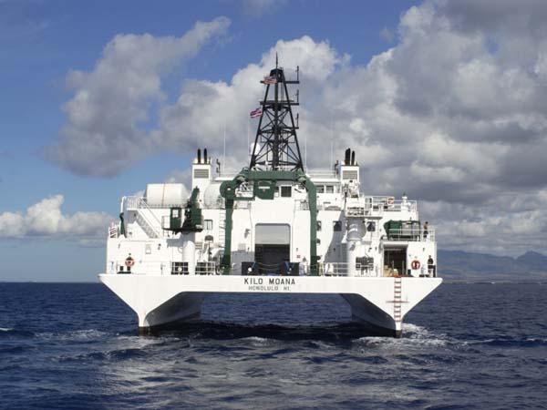 Research vessel Kilo Moana: NOAA