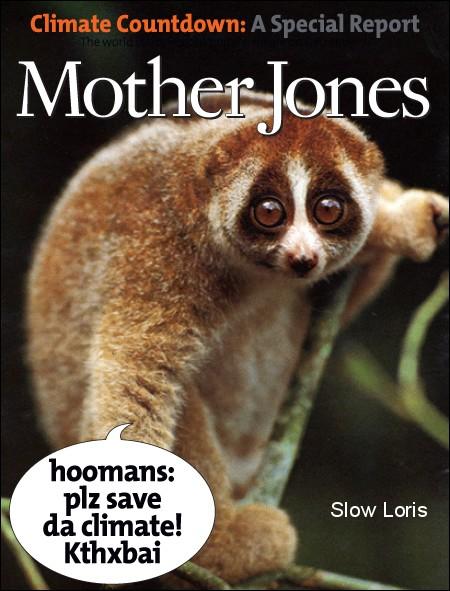 Mother Jones Cover